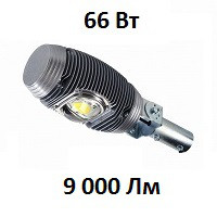 Светильник LPL-1/60 светодиодный консольный уличный