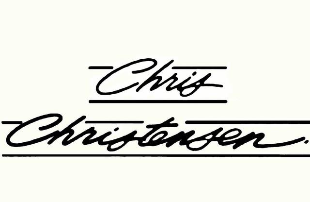 Выставочная косметика Chris Christensen