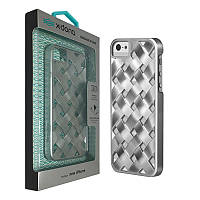 Чехол X-Doria Engage Form для Apple iPhone 5/5S/SE Silver