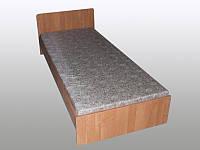 Кровать односпальная 200*80 ДСП б/матраса