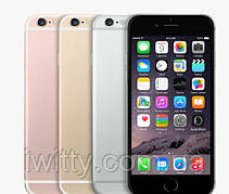 Apple iPhone 6s 16GB Space Gray (MKQJ2), фото 2