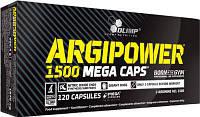 Argi Power 1500 Mega Caps Olimp, 120 капсул