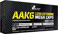 AAKG 1250 Extreme Mega Caps Olimp, 120 капсул