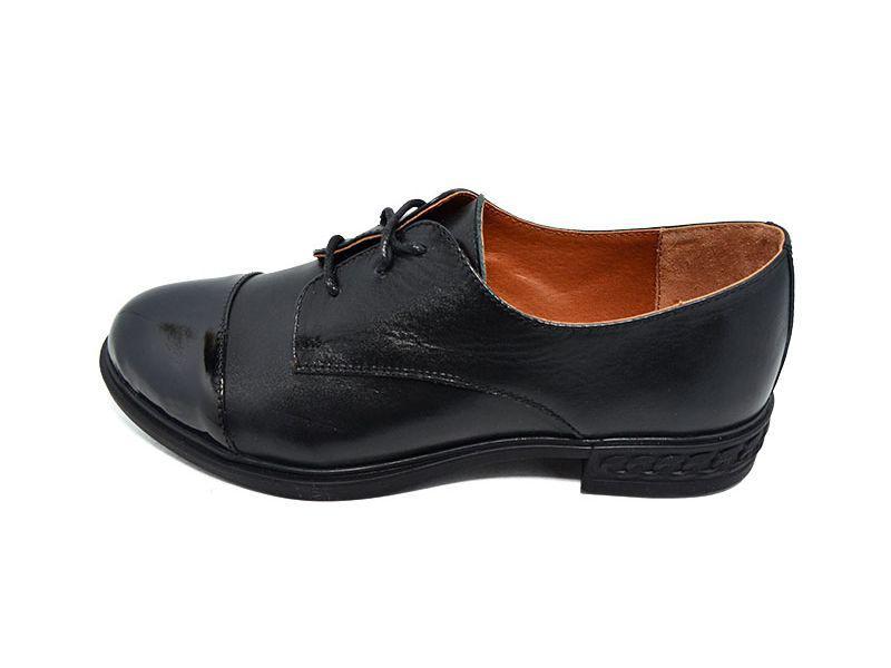Туфли женские натуральная кожа Flora 87 Black р. 36 39 40  продажа ... 1ccd6af3549