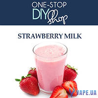 Ароматизатор One Stop DIY Strawberry Milk (Клубничное молоко)