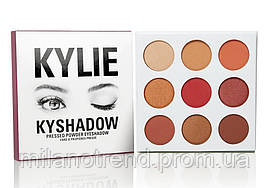 Тени Kylie Cosmetics Kyshadow The Burgundy Palette (6 цветов)