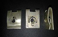 Скоба под саморез Audi / Opel / Ford / Renault /Skoda /VW (отв.4,0мм/18,0*26мм)