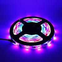 Лента Cветодиодная LED 5050 - 7 Цветов - 5 Метров (Разноцветная)