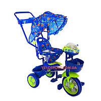 """Детский трехколесный велосипед Baby Club """"Микки Маус"""""""