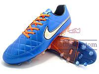 Футбольные бутсы (копы) найк, Nike Tiempo
