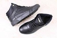 Зимние мужские кожаные ботинки Puma. Харьков