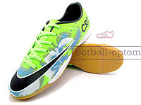 Футзалки (бампы) найк, Nike Mercurial CR7