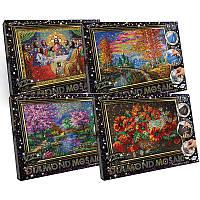 Набор для творчества «DIAMOND MOSAIC» Алмазная живопись DankO toys                                  , фото 1