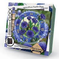 Набор для творчества 01-02 Часы Embroidery clock