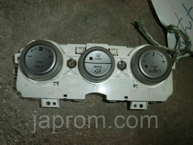 Блок управления печкой (отопителем) климат контролем Mazda 6 GG