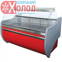 Витрина холодильная Айстермо ВХСК ОРБИТА 1.3