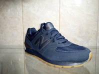 Кроссовки мужские New Balance на шнуровке 41 размер