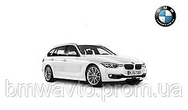 Модель автомобиля BMW 3 Series Touring (F31), Miniature White, Scale 1:18