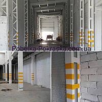 Ремонт склада, цеха,ангара, пром помещений по Украине