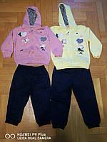 Спортывний костюм для девочек оптом ,Grace,86-116