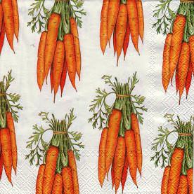 Салфетка Морковка 4069