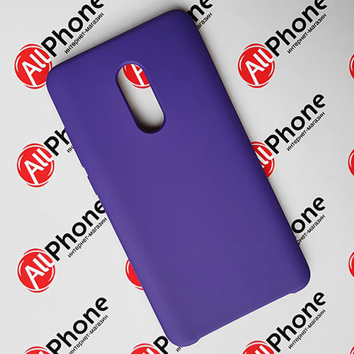 Чехол-бампер Purple для Xiaomi Redmi Note 4/4X