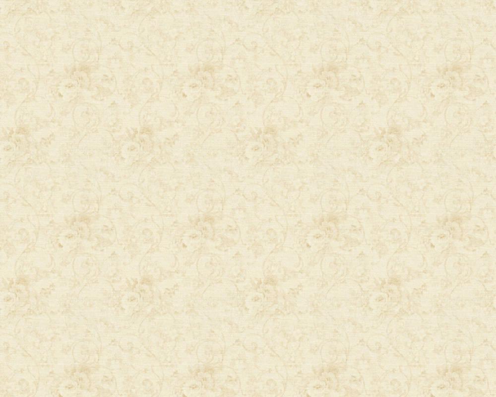 Обои метровые, с цветами роз песочного цвета 360862.