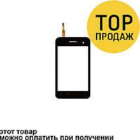 Сенсорный экран для мобильного телефона Fly IQ4410i, черный, AAA