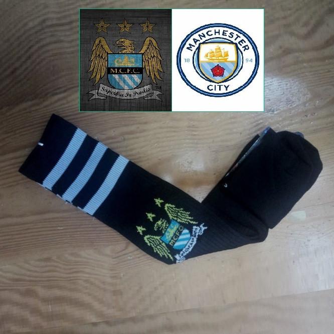Гетры футбольные детские Манчестер Сити