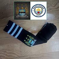 Гетры футбольные детские Манчестер Сити, фото 1