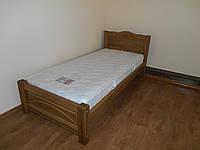 Ліжко 90см200см дуб
