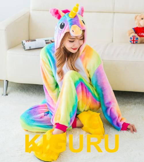 Радужный пони кигуруми