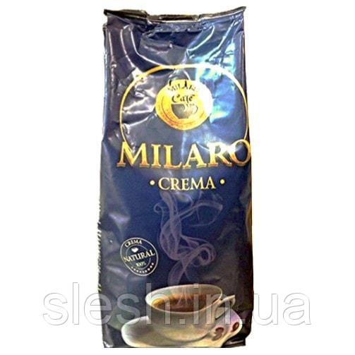 Кофе в зернах Milaro Crema 1 кг Испания