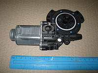 Мотор стеклоподьемника двери задней левой Hyundai Azera/Grandeur 05- (производство Mobis) (арт. 834503L000), ACHZX