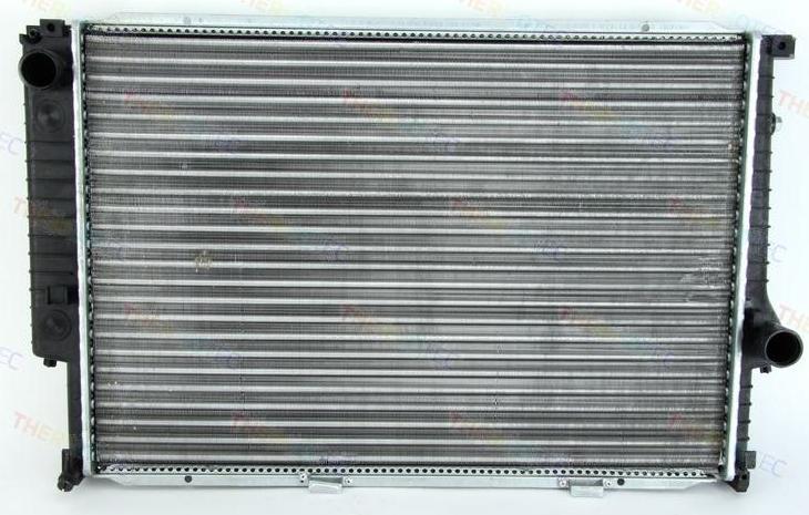 Радиатор BMW 5, 7, 8