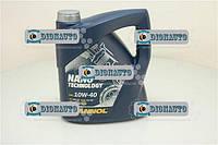 Масло MANNOL 10W40 4л Nano Technology (полусинтетика)  (10W-40)