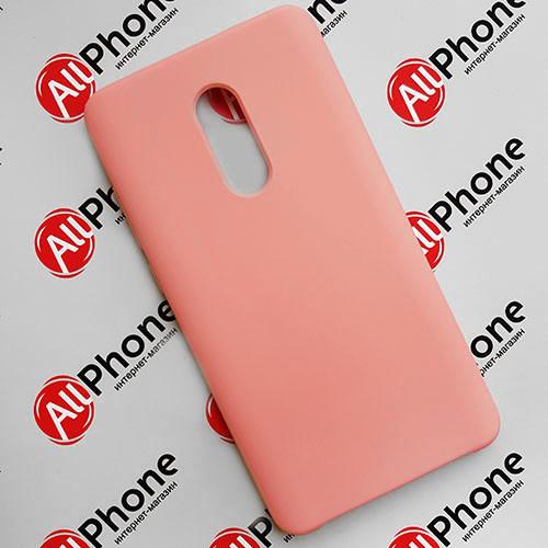 Чехол-бампер Pink для Xiaomi Redmi Note 4/4X