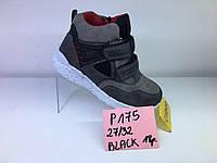 Детские демисезонные ботинки  Clibee, Польша размеры 27-32