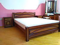 Ліжко дубове 160-200см
