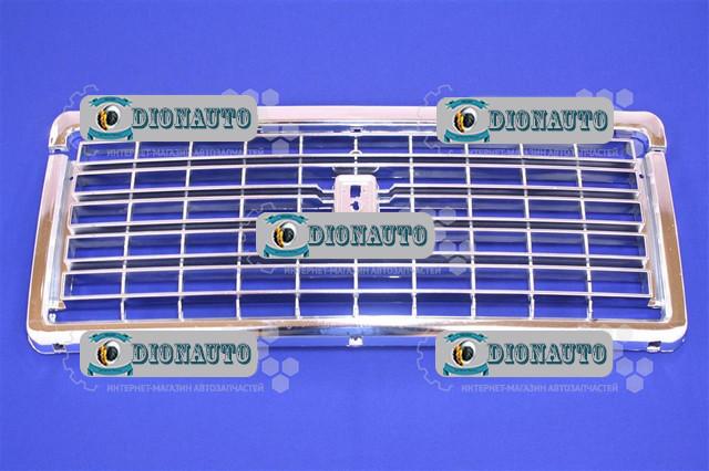 Решетка радиатора 2107 хромированная ВАЗ-2107 (2107-8401014)