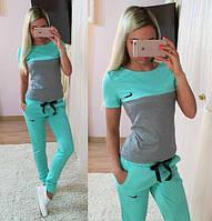 Костюм футболка + штаны