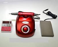 Фрезер Nail Master (25000 обертів, 30 W) колір червоний