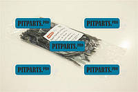 Хомут пластиковый 150х3 (100 шт) черный APRO  (150х3)