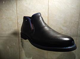 Мужские туфли  зимние ботинки только 40