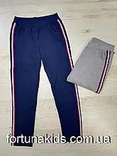 Трикотажные спортивные штаны для девочек Miss Wifi 8-16 лет