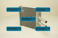 Радиатор отопителя Ланос, Сенс алюминиевый SHIN KUM (печки) ДЭУ Lanos SE (96231949)