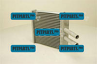 Радиатор отопителя Ланос, Сенс алюминиевый SHIN KUM (печки) ДЭУ Lanos SE 1.5 (96231949)