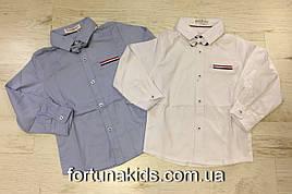 Рубашки для мальчиков Buddy Boy 1-5 лет.