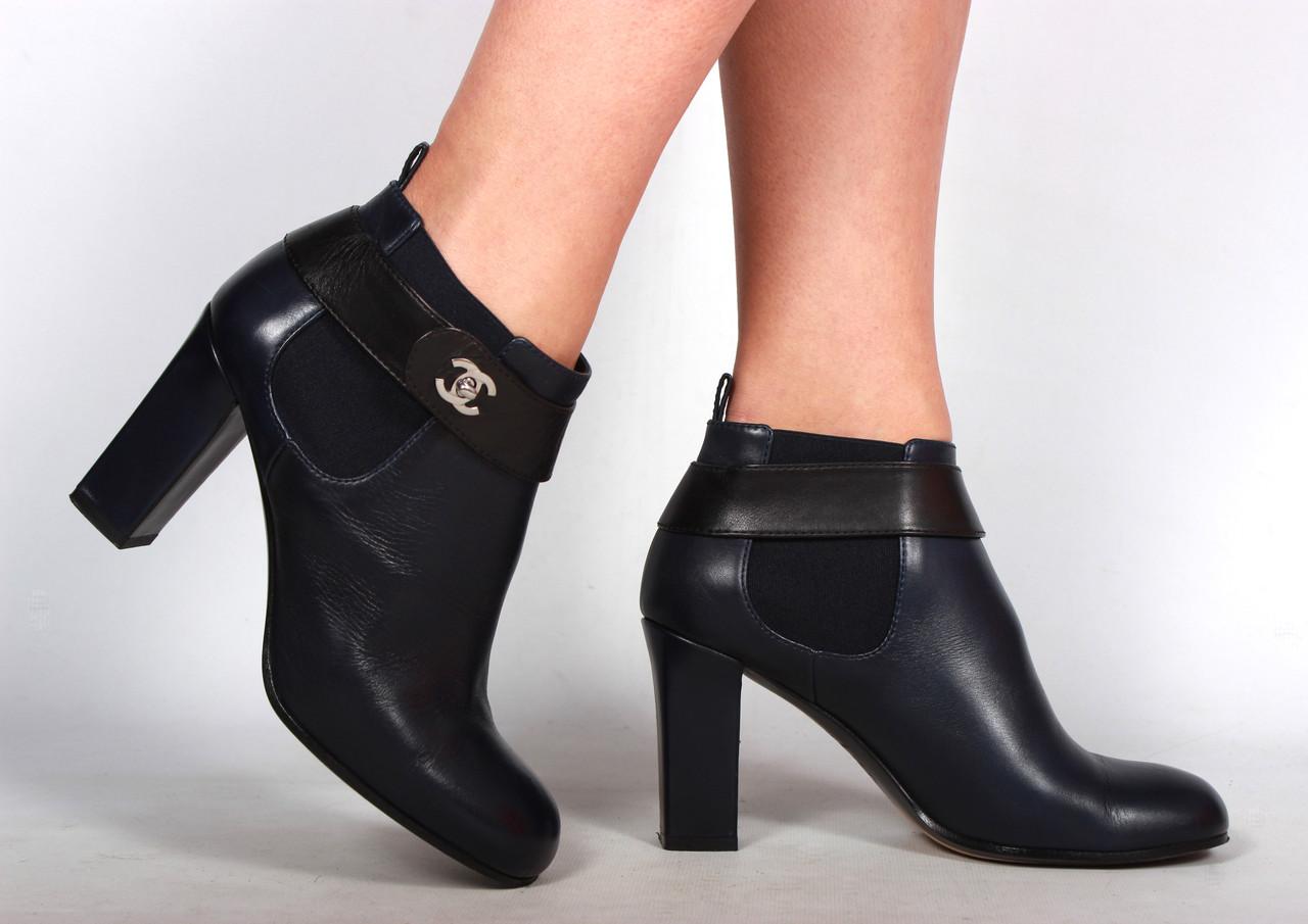 Купить ботинки Chanel в комиссионном магазине Киев