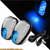 Омыватели лобового стекла с LED подсветкой (форсунки омывателя)